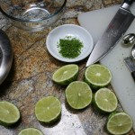 ready to juice some limes