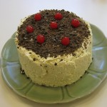 black forest cake!