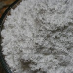 powdered sugar up close